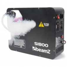 BEAMZ S1800 SMOKE MACHINE DMX 1800W