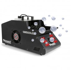 BEAMZ SB1500LED SMOKE & BUBBLE MACHINE