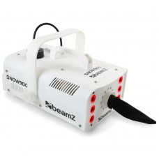 BEAMZ SNOW 900LED SNOWMACHINE 6 RGB LEDS