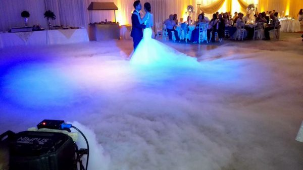 wedding-management-dance-floor-fog-machine