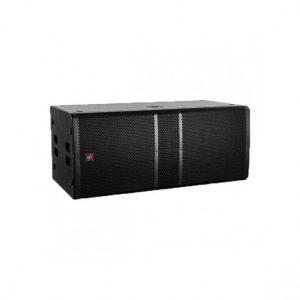 HYBRID + HP218 DUAL 18″ SUB 2200 WATT
