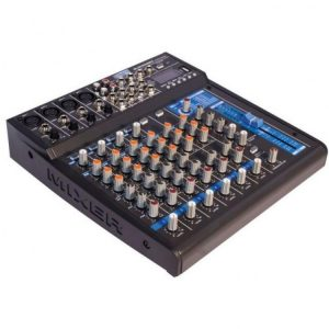HYBRID ML802DUSBX, BAND/STAGE MIXING CONSOLE