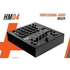 HYBRID+ HM04 DJ MIXER